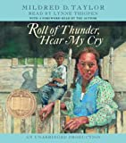 Roll of Thunder, Hear My Cry by Mildred D. Taylor front cover