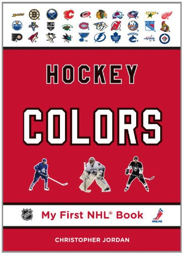 Hockey Colors (My First NHL Book)