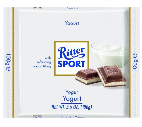 ritter sport chocolate yogurt - 1
