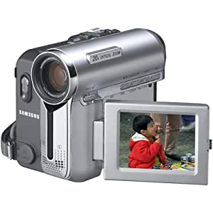 Samsung SCD353 MiniDV Camcorder w/20x Optical Zoom (Discontinued by Manufacturer)