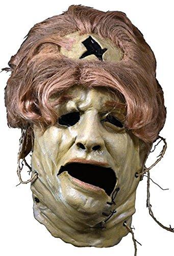 The Texas Chainsaw Massacre - Leatherface 1974 Grandma Mask - Leatherface 1974 Costume
