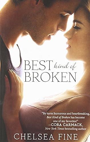 book cover of Best Kind of Broken