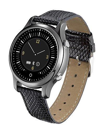 s360 reloj inteligente hombres y mujeres ios sincronización teléfono Android llamada de marcación anti-pérdida , white: Amazon.es: Relojes