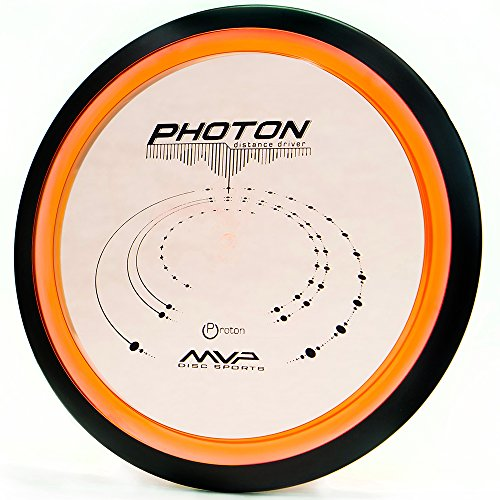 MVP Disc Sports Proton Photon Disc Golf Distance Driver (165-170g / Colors May Vary)