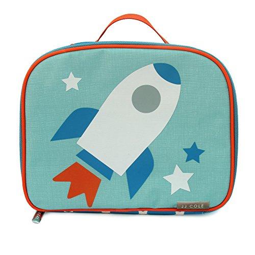 Little JJ Cole Lunch Pack, Rocket - Baby Rocket Ship