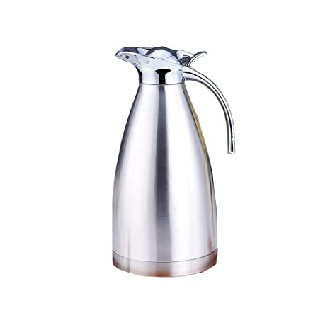 Cocina termo 1L termos termos jarra botella de agua acero ...