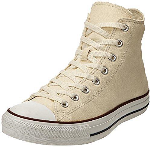 Boot Canvas Converse - Converse Chuck Taylor High Top Sneaker (12 B(M) US Women / 10 D(M) US Men) Optical White