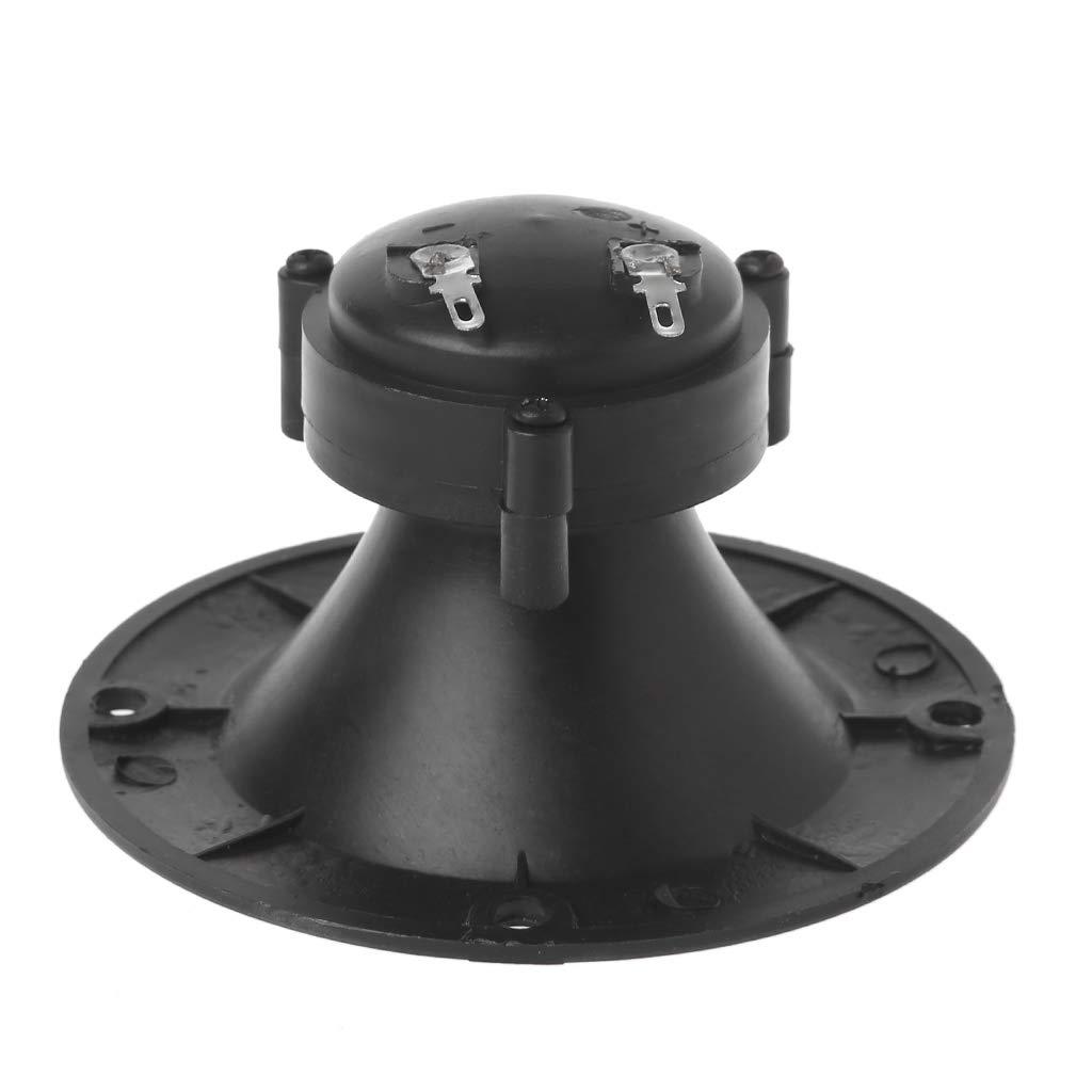 SimpleLife Haut-parleurs Audio 96mm Portable Tweeter Haut-Parleur pié zoé lectrique Treble Treble 1 Paire