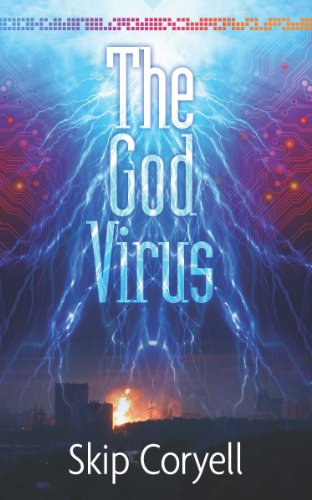 book cover of The God Virus