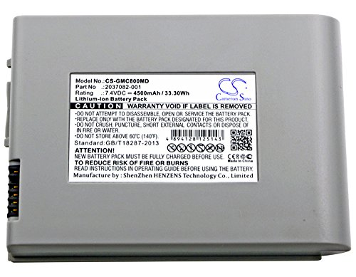Cameron Sino 4500mAh Replacement Battery Compatible GE MAC 800 by Cameron Sino (Image #2)