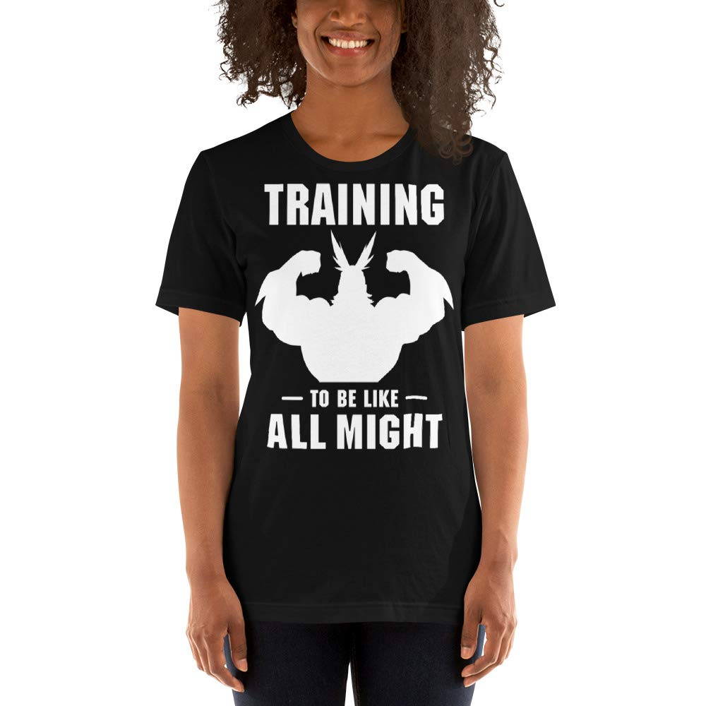 Karent Sorent Training to Be Like All Might T-Shirt