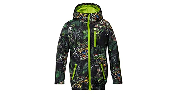 DC Shoes Ripley K 15 - Chaqueta de esquí para hombre (, Electric Blue, color ninja turtles, tamaño T08: Amazon.es: Deportes y aire libre