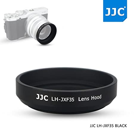 Review JJC 43mm Screw-in Black