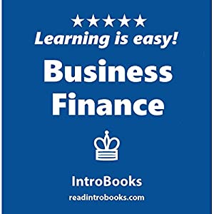 Business Finance Audiobook