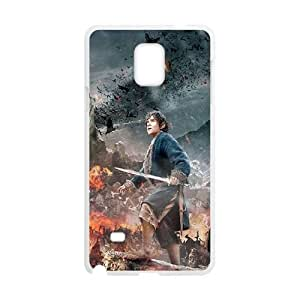 Custom The Hobbit Phone Case, Custom Hard Back Cover Case for Samsung Galaxy Note 4 The Hobbit
