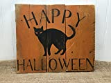 22 Superb Halloween Decorations Using Pallet Wood Pallet Home Accessories