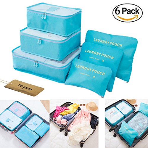 M-jump Clothes Storage Bags Pack...