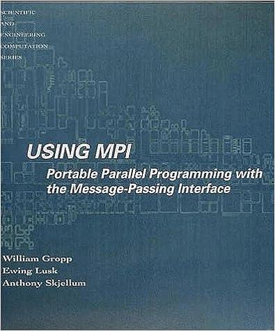 PARALLEL COMPUTING USING MPI EPUB DOWNLOAD