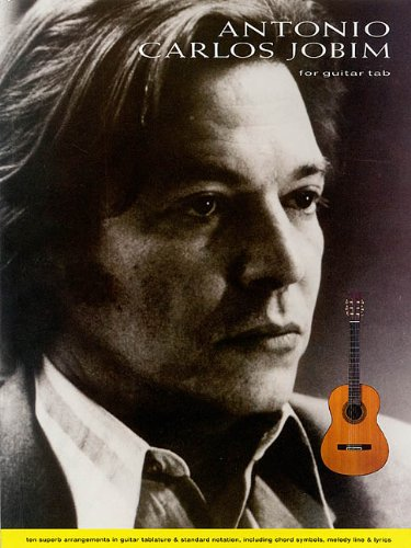 (Antonio Carios Jobim for Fingerstyle Guitar)