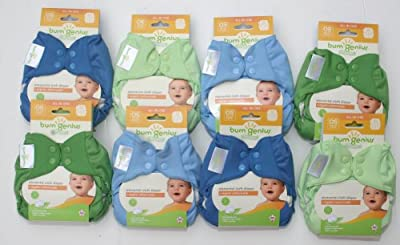 Bumgenius Elemental Organic Boys 6 Pack of Cloth Diapers All in One for Boys by Bumgenius that we recomend individually.