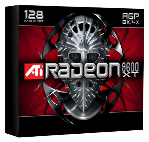 ATI Technologies Radeon 9600 XT 128 MB DDR Video Adapter