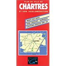 IGN PLAN : CHARTRES NO.72323