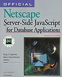 Official Netscape Database Application Developer's Guide for Enterprise Server 3