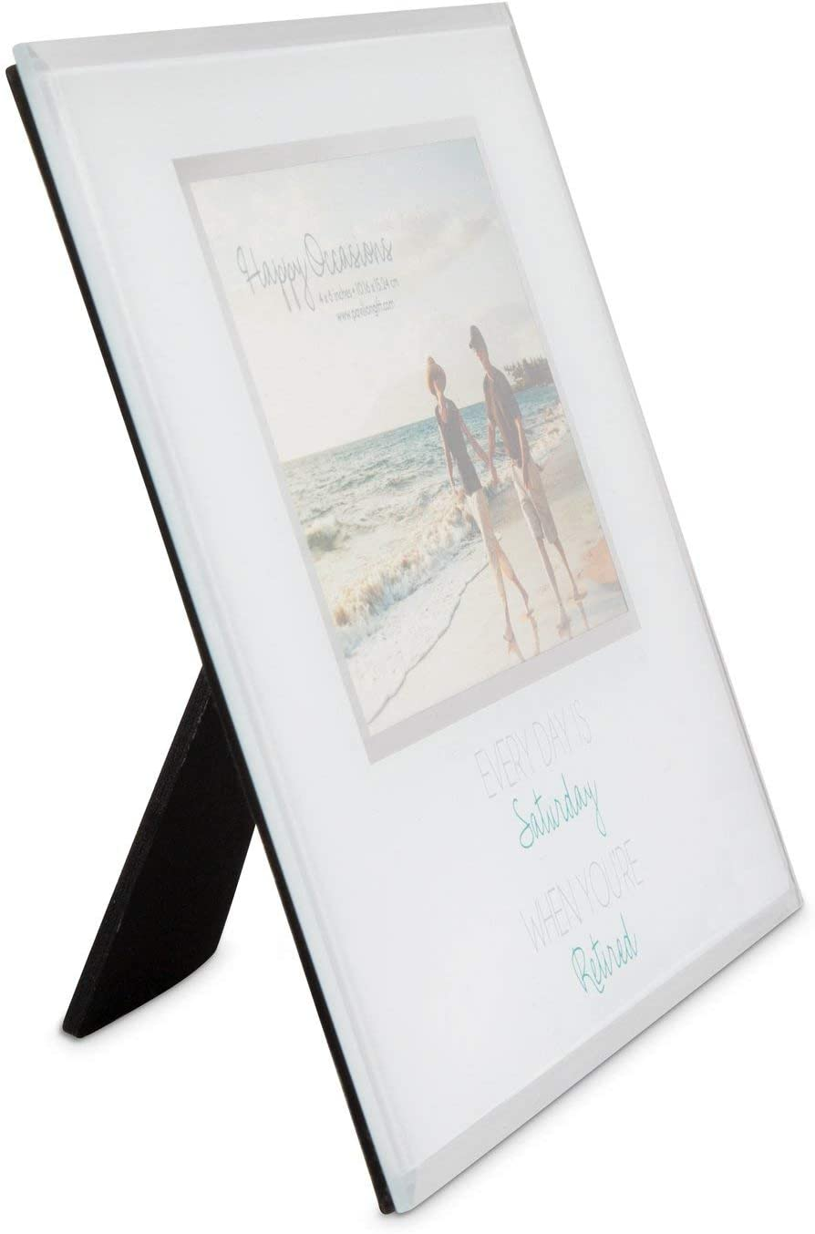 Pavilion Gift Company Every Day is Saturday When Yourre Retired Picture Frame