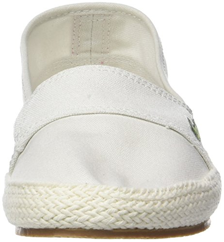 Lacoste Blanco Para 218 Caw Marice 1 Wht 06c pnk off Zapatillas Mujer gxHgrq0w