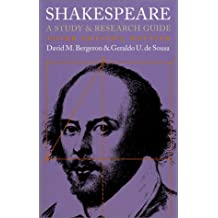 Shakespeare: A Study and Research Guide?third Edition, Revised