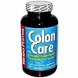 Yerba Prima Colon Care Caps 180 Capsules (2 Pack)