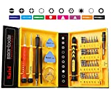 Kaisi 38-Piece Magnetic Screwdriver Set Precision Toolkit -...
