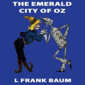 The Emerald City of Oz Audiobook