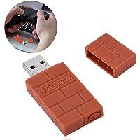 Yosoo Adaptador inalámbrico USB, Adaptador Bluetooth para Controlador Utilizado para Nintendo Switch/Controladores Bitdo/Windows/Raspberry Pi (01)