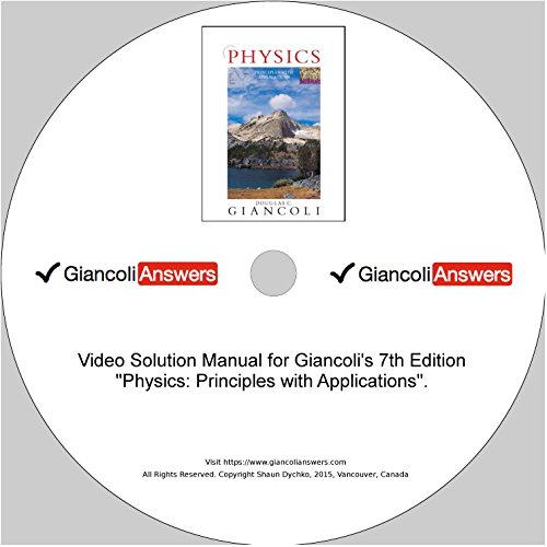 Complete solutions for giancolis physics principles with complete solutions for giancolis physics principles with applications 7th edition screencast videos fandeluxe Image collections