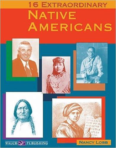 Book 16 Extraordinary Native Americans (Extraordinary Americans)