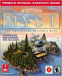 Myst (value series): prima's official strategy guide: rick barba.
