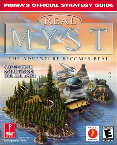 Real myst: the adventure becomes real prima's official strategy.