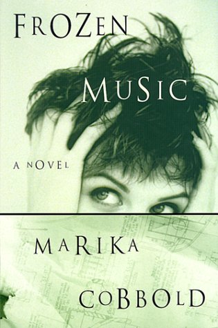 book cover of Frozen Music