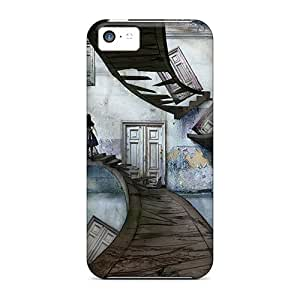 Fashionable Design Alicemadness Rugged Cases Covers For Iphone 5c New