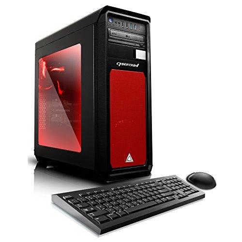 CybertronPC Celestrium 1070X Ready Gaming Desktop