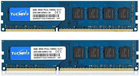 TECMIYO PC3L 12800 PC3L 12800U Unbuffered Computer product image