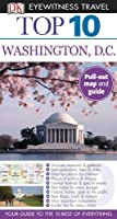 Top 10 Washington DC Front Cover