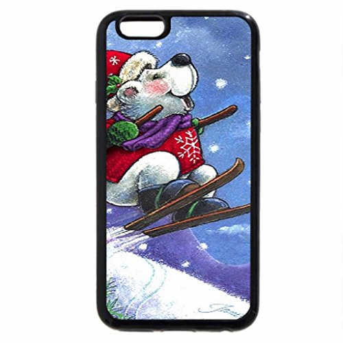 iPhone 6S / iPhone 6 Case (Black) Jump for Joy