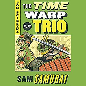 Sam Samurai Audiobook