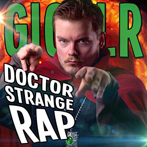 Doctor Strange Rap [Explicit]