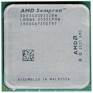 Testberichte f r den AMD Mobile Sempron 3300 Prozessor