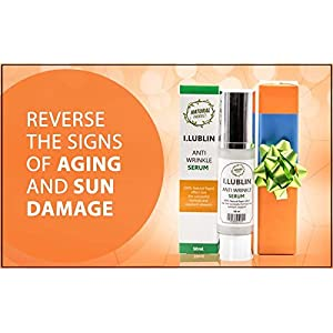 All Natural Anti Aging Serum: Restore Your Fresh Youthful Beauty. Intensive Oil, Vitamin C & Minerals Complex for Face Lift, Wrinkle Treatment, Skin Damage Remedy, Facial & Eye Care for Men & Women