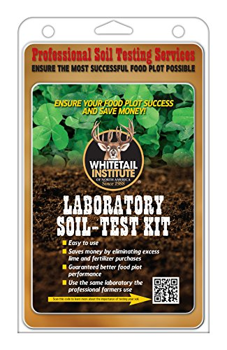 Whitetail Institute Laboratory Soil