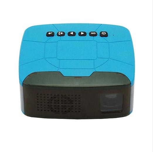 MYYDD Proyector, U20 Mini proyector portátil de Pico, proyector de ...